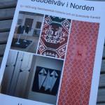 """Ny bok har utkommit, Dubbelväv i Norden av Hans Christensson. """"Vår"""" Kerstin Sundmark har fått ett eget kapitel."""